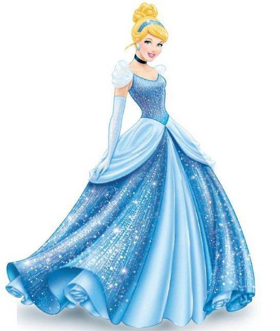 Un nouveau look pour les princesses disney page 38 - Cendrillon le dessin anime ...