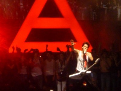 30 Seconds To Mars � Paris, Olympia 15 Juin 2011 Concerts � venir 11 Novembre 2011 Z�nith Paris