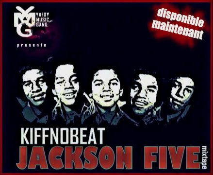 Jackson 5 / kiff no beat - Course Poursuite (2012)